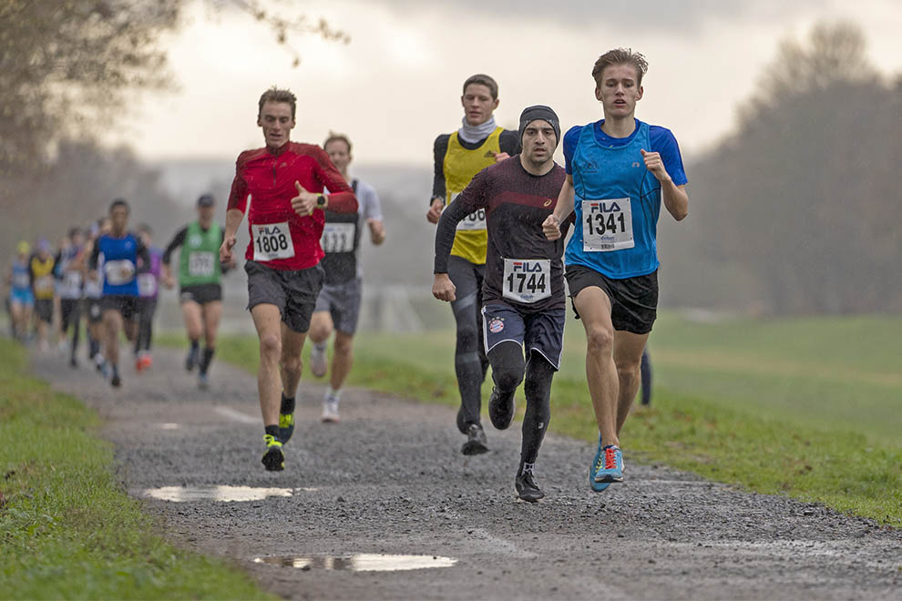 Göttinger Cross Serie - 2. Lauf am 07.12.2019
